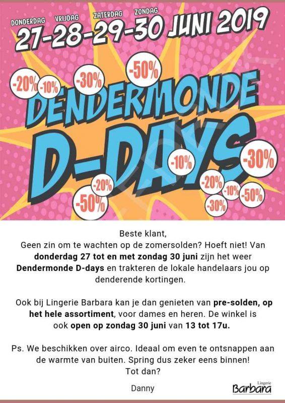 Dendermonde D-Days